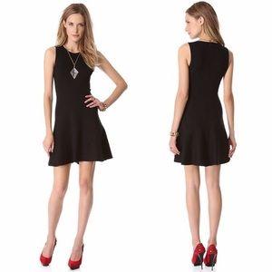 NWT Theory Nikay Black Sleeveless Dress